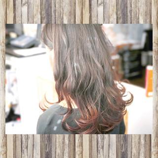 秋 透明感 冬 ナチュラル ヘアスタイルや髪型の写真・画像