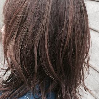 外国人風 ストリート パーマ ハイライト ヘアスタイルや髪型の写真・画像