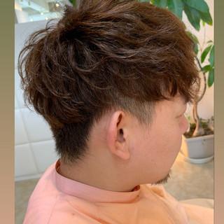 ショート ナチュラル ミニボブ ウルフカット ヘアスタイルや髪型の写真・画像