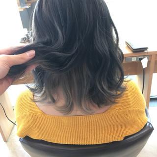 透明感 外国人風カラー フェミニン モテ髪 ヘアスタイルや髪型の写真・画像