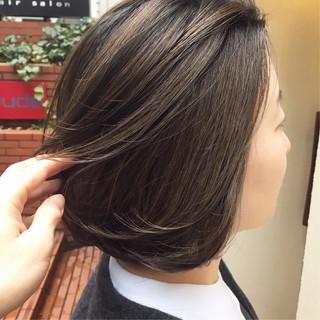 ウェット感 髪質改善 ウェット セミウェット ヘアスタイルや髪型の写真・画像