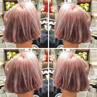 リラックス 外国人風 アンニュイ ハイライト ヘアスタイルや髪型の写真・画像 ヘアスタイルや髪型の写真・画像