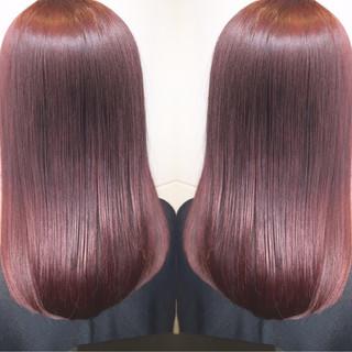 デート 透明感 秋 ストリート ヘアスタイルや髪型の写真・画像
