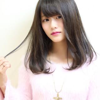 ピュア おフェロ ガーリー ナチュラル ヘアスタイルや髪型の写真・画像