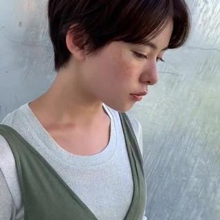 デート ナチュラル 透明感 大人女子 ヘアスタイルや髪型の写真・画像