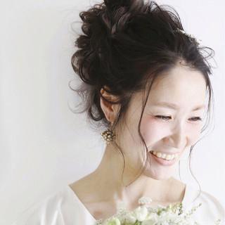 上品 結婚式 大人女子 ロング ヘアスタイルや髪型の写真・画像
