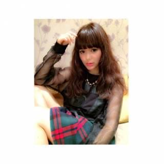 ストレート モテ髪 コンサバ 秋 ヘアスタイルや髪型の写真・画像 ヘアスタイルや髪型の写真・画像