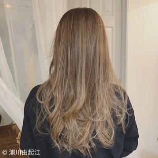 モテ髪 エレガント ロング ゆるふわ ヘアスタイルや髪型の写真・画像
