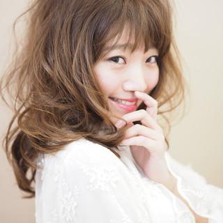 石川明さんのヘアスナップ
