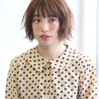 フェミニン 透明感 デート 冬 ヘアスタイルや髪型の写真・画像