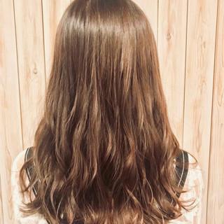 艶カラー 巻き髪 デート うる艶カラー ヘアスタイルや髪型の写真・画像