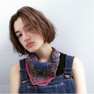 馬橋達佳さんのヘアスナップ