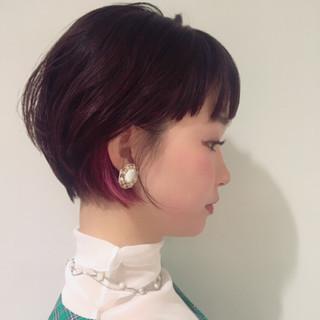 横山真里 『二子玉川 美容室』さんのヘアスナップ