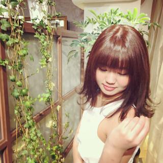 松村智仁さんのヘアスナップ