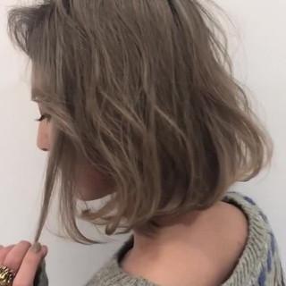 ガーリー 簡単ヘアアレンジ 外ハネ こなれ感 ヘアスタイルや髪型の写真・画像