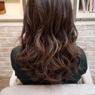 エフォートレス カール 女子力 ゆるふわ ヘアスタイルや髪型の写真・画像 ヘアスタイルや髪型の写真・画像