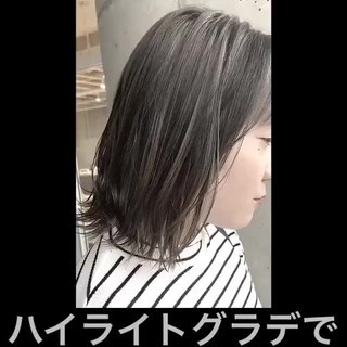 ユアサケンイチ(湯浅 賢一)さんのヘアスナップ