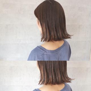 モード 外ハネ 大人女子 色気 ヘアスタイルや髪型の写真・画像