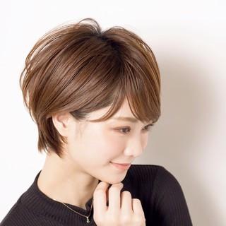 ショート アンニュイほつれヘア ヘアアレンジ ナチュラル ヘアスタイルや髪型の写真・画像 ヘアスタイルや髪型の写真・画像