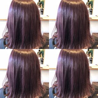 ストリート ゆるふわ アンニュイ ミディアム ヘアスタイルや髪型の写真・画像