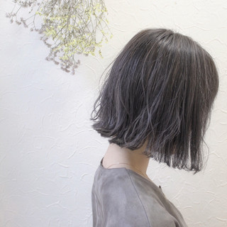 ナチュラル ヘアアレンジ デート ボブ ヘアスタイルや髪型の写真・画像