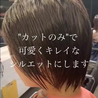 ショート 田丸麻紀 30代 40代 ヘアスタイルや髪型の写真・画像