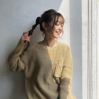 デート アンニュイほつれヘア ロング フェミニン ヘアスタイルや髪型の写真・画像 | 浅野 広夢 / vicca 'ekolu