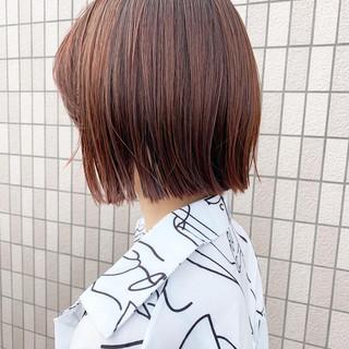大人可愛い ヘアアレンジ 前下がり ナチュラル ヘアスタイルや髪型の写真・画像