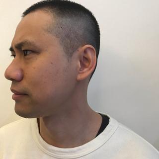 簡単ヘアアレンジ メンズ ショート メンズヘア ヘアスタイルや髪型の写真・画像