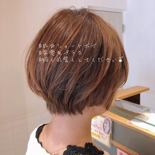 ナチュラル 大人可愛い ハイライト アンニュイほつれヘア ヘアスタイルや髪型の写真・画像
