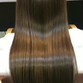 美髪 トリートメント ナチュラル 名古屋市守山区 ヘアスタイルや髪型の写真・画像