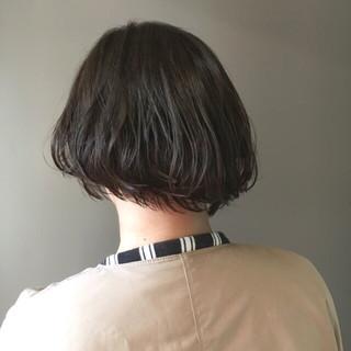 ショートヘア&前髪をアシメに思い切ってヘアチェンジ♡