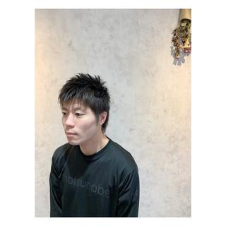 メンズショート メンズ メンズヘア ショート ヘアスタイルや髪型の写真・画像