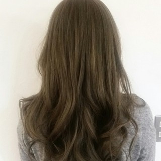 ロング 外国人風 大人かわいい トレンド ヘアスタイルや髪型の写真・画像
