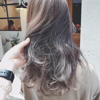 モテ髪 デート ロング エレガント ヘアスタイルや髪型の写真・画像