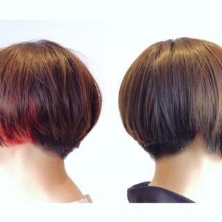刈り上げ 小顔 坊主 ショート ヘアスタイルや髪型の写真・画像 ヘアスタイルや髪型の写真・画像