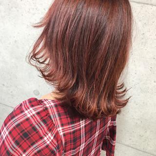 ボブ パーマ ヘアアレンジ モード ヘアスタイルや髪型の写真・画像