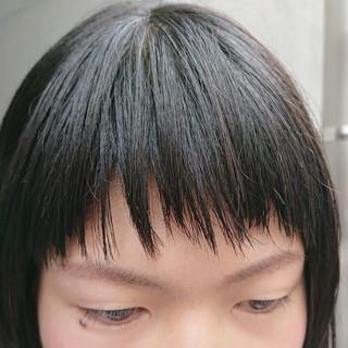 デート 黒髪 スポーツ 伸ばしかけ ヘアスタイルや髪型の写真・画像