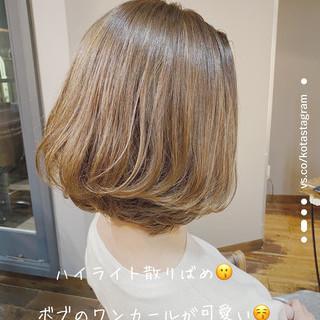 透明感カラー 透明感 モテ髪 ナチュラル ヘアスタイルや髪型の写真・画像