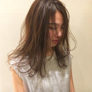 女子力 パーマ ナチュラル 簡単ヘアアレンジ ヘアスタイルや髪型の写真・画像