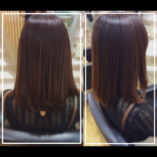 社会人の味方 艶髪 大人ヘアスタイル 髪質改善 ヘアスタイルや髪型の写真・画像