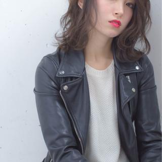 ストリート ハイライト 外国人風 グラデーションカラー ヘアスタイルや髪型の写真・画像