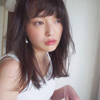 ガーリー アンニュイ 女子会 抜け感 ヘアスタイルや髪型の写真・画像