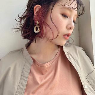 ヘアアレンジ ガーリー デート パーマ ヘアスタイルや髪型の写真・画像