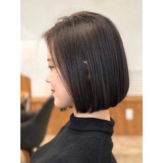大人かわいい 女子力 色気 ボブ ヘアスタイルや髪型の写真・画像