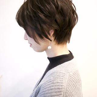パーマ 小顔 ストリート 外国人風カラー ヘアスタイルや髪型の写真・画像