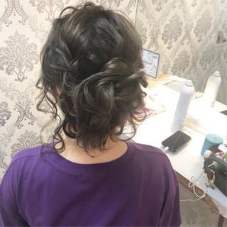 デート 成人式 ロング ナチュラル ヘアスタイルや髪型の写真・画像