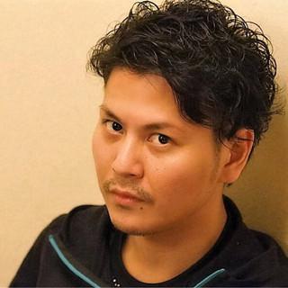 ボーイッシュ 黒髪 ショート メンズ ヘアスタイルや髪型の写真・画像