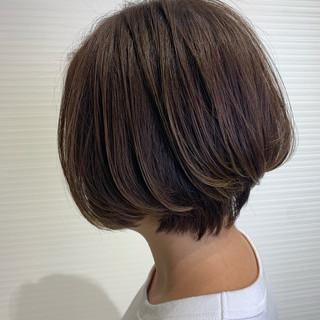 デート ナチュラル ショート 簡単ヘアアレンジ ヘアスタイルや髪型の写真・画像