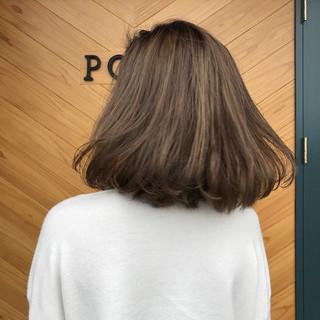 フェミニン ハイライト 女子力 ナチュラル ヘアスタイルや髪型の写真・画像 ヘアスタイルや髪型の写真・画像